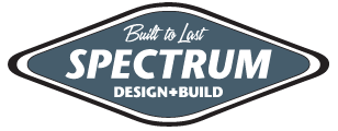 spectrum design build logo